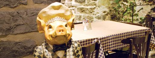 Cochon Dingue - Lebourgneuf Restaurant - Picture