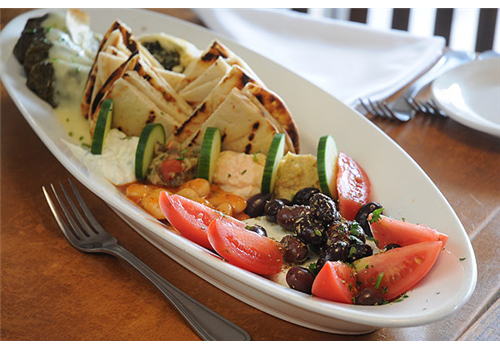 Colossus Greek Taverna  (Oakville) Restaurant - Picture