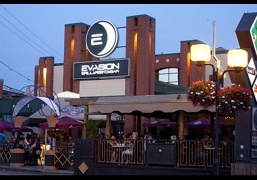 Le Grill Resto Bar Évasion Restaurant - Picture