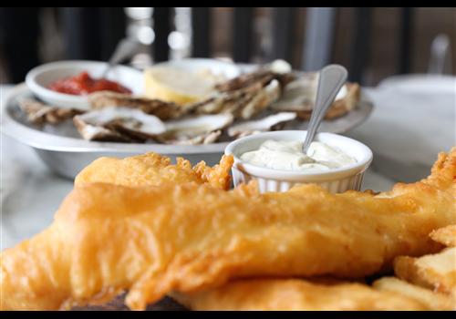 Cove Bar & Restaurant Restaurant - Picture