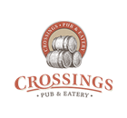 Crossings Pub and Eatery - Hyde Park Restaurant - Logo