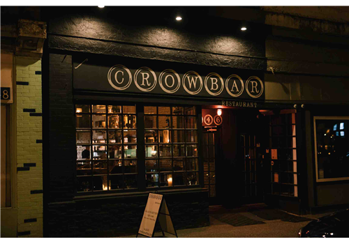 Crowbar Restaurant - Picture