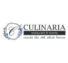 Culinaria Restaurant & Events Restaurant - Logo