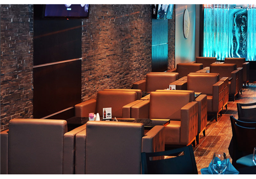 CYAN Cafe & Lounge Restaurant - Picture