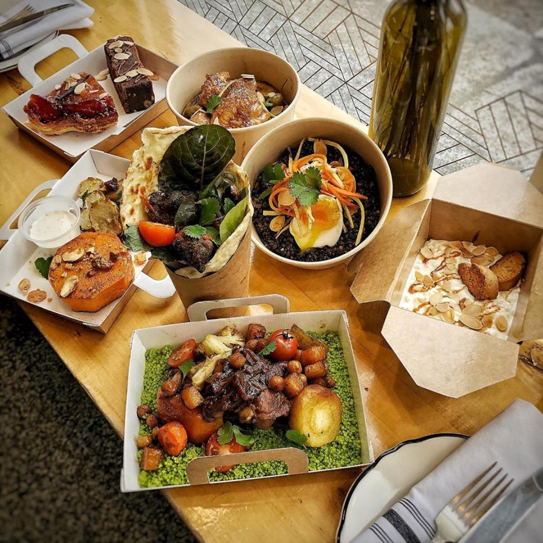 Darna, bistroquet Restaurant - Picture