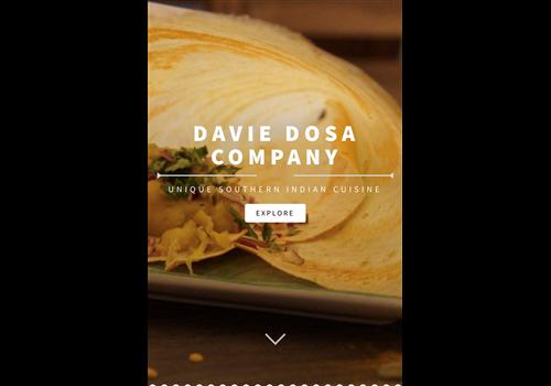 Davie Dosa Company Restaurant - Picture