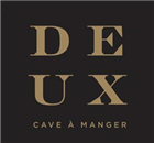 DEUX cave à manger Restaurant - Logo