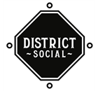 District Social Restaurant - Logo