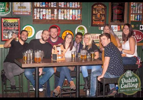 Dublin Calling Party Pub & Kitchen Restaurant - Picture