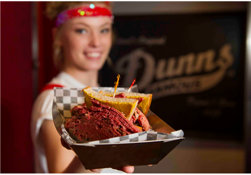 Dunn's Famous BC Restaurant - Picture