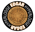Edgar hyperlodge (MTL) Restaurant - Logo