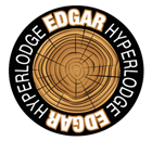 Edgar Hyperlodge Restaurant - Logo