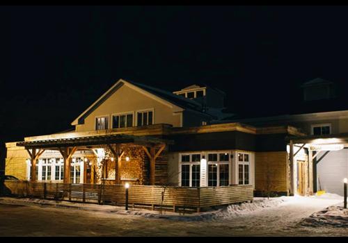 Edgar Hyperlodge (Bromont) Restaurant - Picture