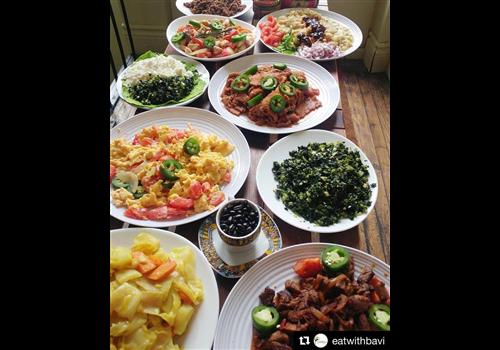 Enat Buna Restaurant - Picture