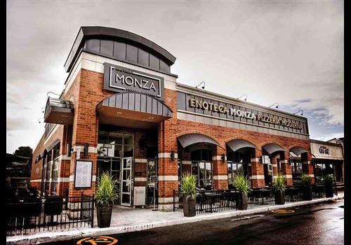 Enoteca Monza Pizzeria Moderna - DDO Restaurant - Picture