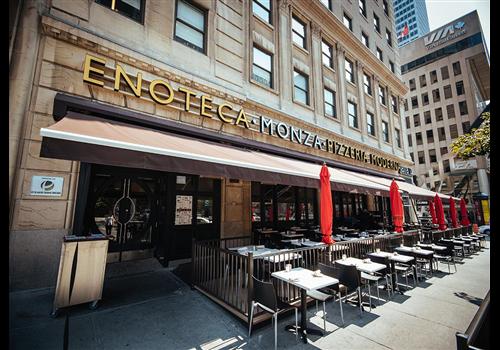 Enoteca Monza Pizzeria Moderna - Downtown Restaurant - Picture