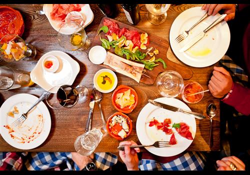 Enoteca Sociale Restaurant - Picture