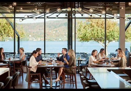 L'Îlot Repère Gourmand Restaurant - Picture