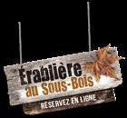 Érablière au sous-bois Restaurant - Logo