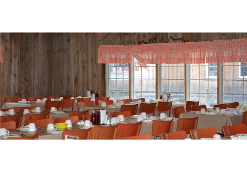 Érablière au sous-bois Restaurant - Picture