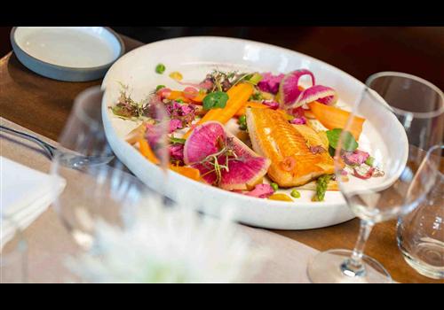 Bistro à Champlain Restaurant - Picture