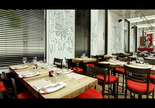 Taverne F Restaurant - Picture
