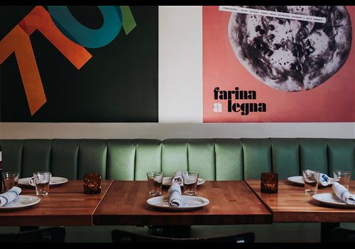Farina a Legna Restaurant - Picture