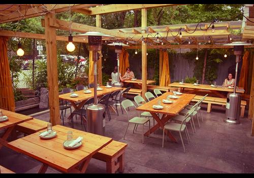 Fat Pasha Restaurant - Picture