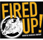 Fired Up!  Restaurant - Logo