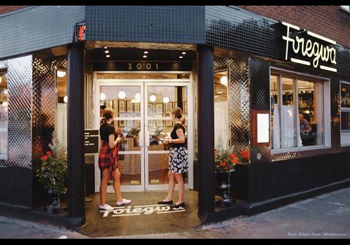 Foiegwa Restaurant - Picture