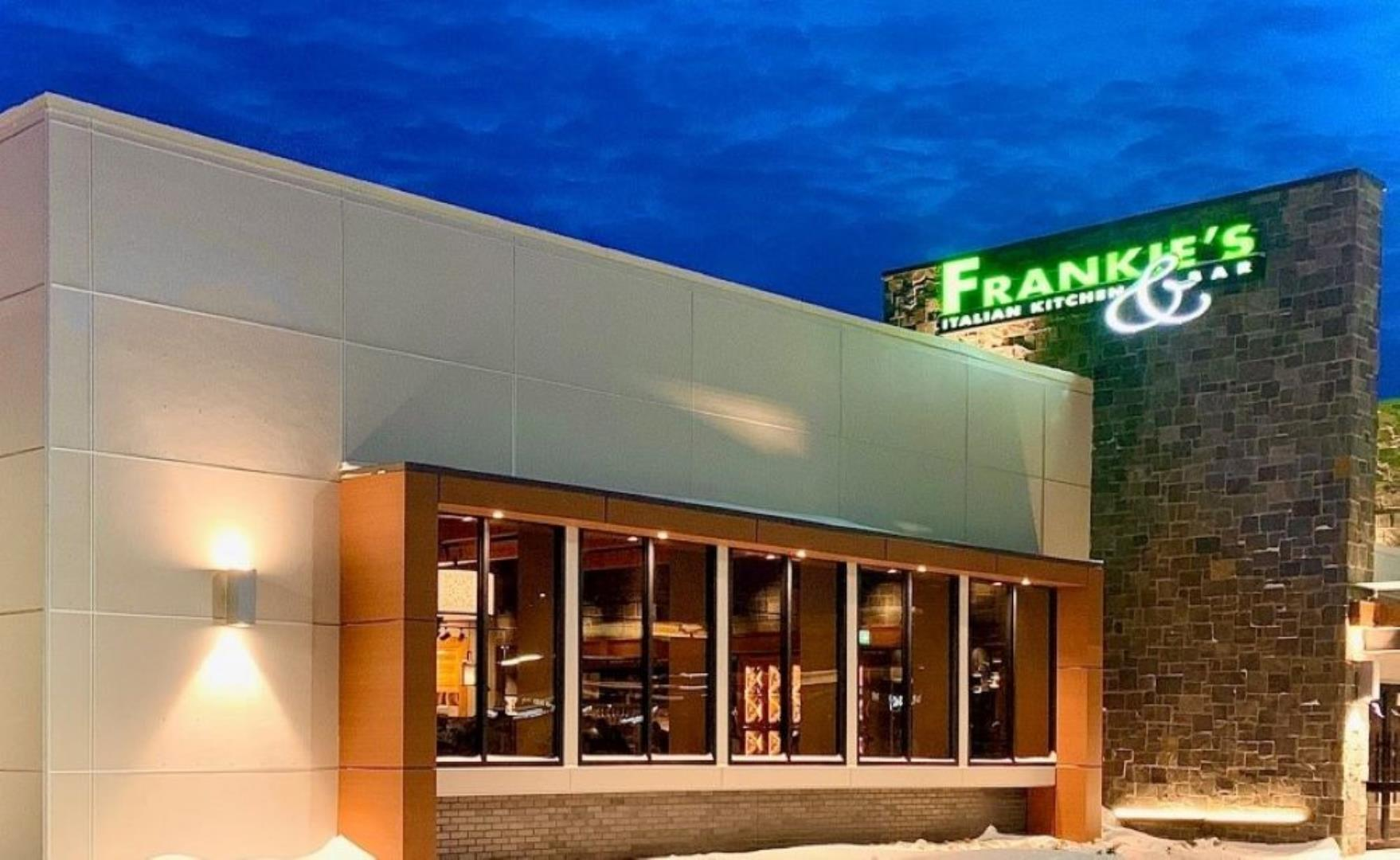 Frankie's Italian Kitchen and Bar - Winnipeg Restaurant - Picture