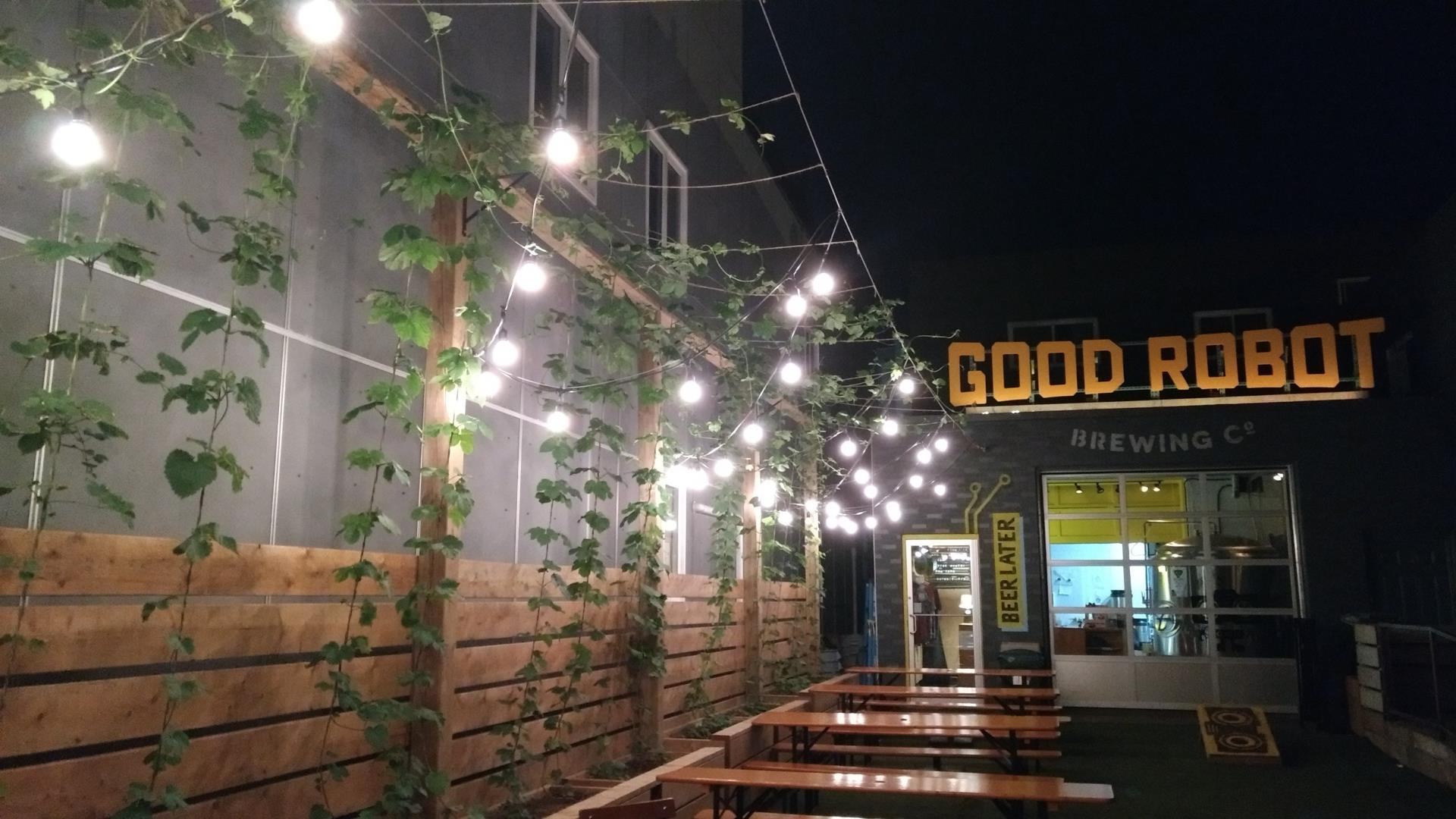 Good Robot Brewing Co Restaurant - Picture