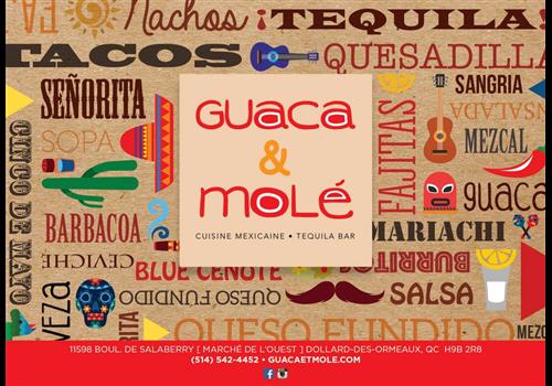 Guaca et Molé Restaurant - Picture