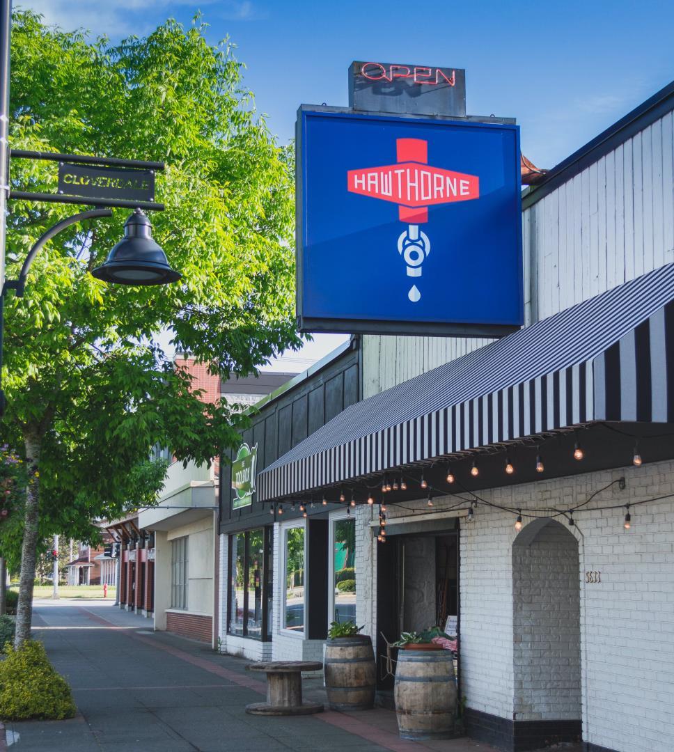 Hawthorne Beer Market & Bistro Restaurant - Picture