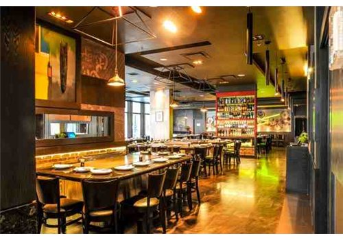 Hibachi Teppanyaki & Bar - Downtown Restaurant - Picture