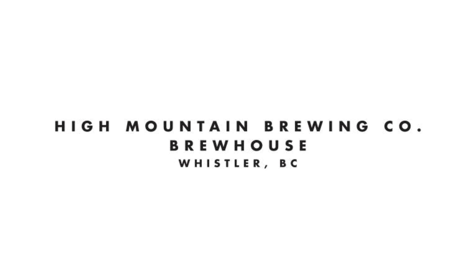 High Mountain Brewing Co. Brewhouse Restaurant - Picture