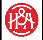 Home and Away Restaurant - Logo
