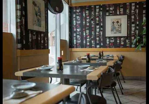Honjin Sushi Restaurant - Picture