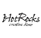 Hot Rocks Creative Diner Restaurant - Logo