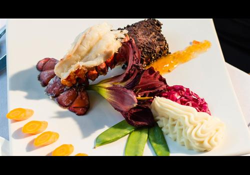 Hotel Levesque - Salle à Manger La Griffe  Restaurant - Picture