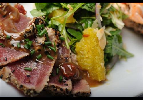Houston Avenue Bar & Grill - Québec Restaurant - Picture