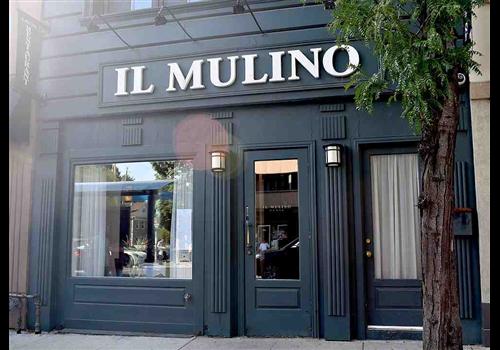 Il Mulino Nuovo Restaurant - Picture