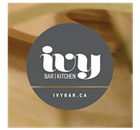 Ivy Bar + Kitchen Restaurant - Logo
