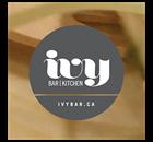 Ivy Bar + Kitchen Restaurant - Logo