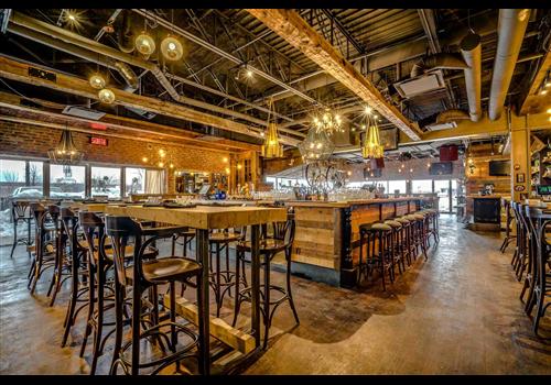 Jack Saloon Sainte-Foy Restaurant - Picture