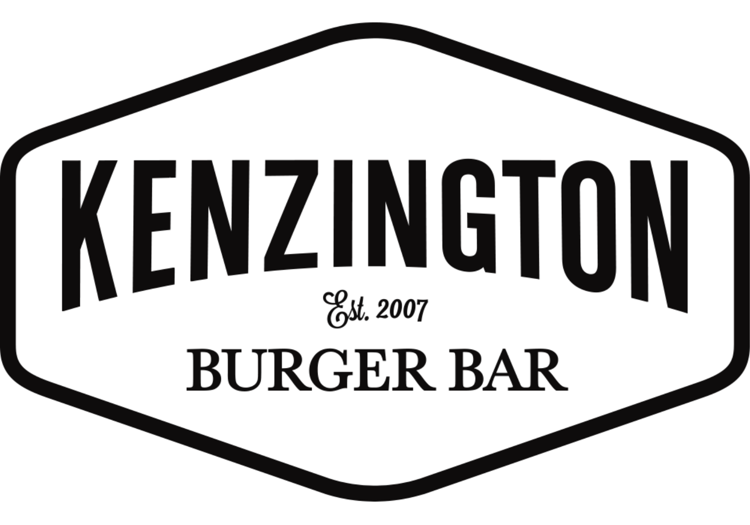 Kenzington Burger Bar - Barrie - Bryne Dr  Restaurant - Picture