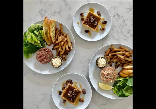 La Cage - Brasserie sportive (Beauport) Restaurant - Picture