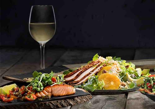 La Cage - Brasserie sportive (Val-d'Or) Restaurant - Picture