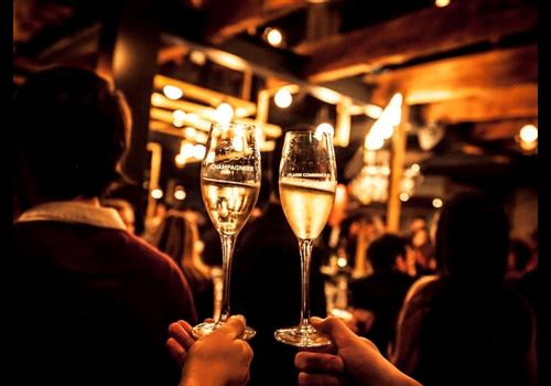La Champagnerie - Québec Restaurant - Picture