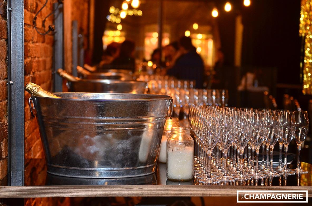 La Champagnerie Restaurant - Picture